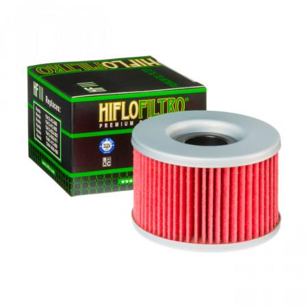 Фильтр масляный HifloFiltro HF 111 для Honda