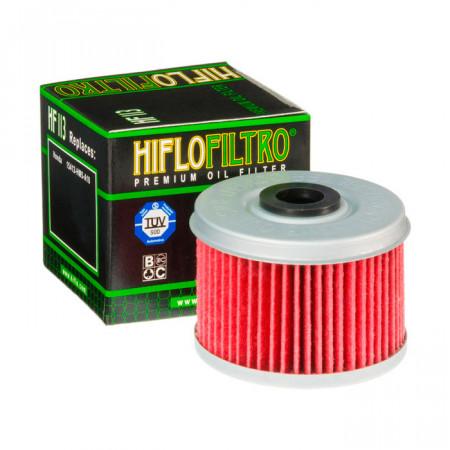 Фильтр масляный HifloFiltro HF 113 для Honda