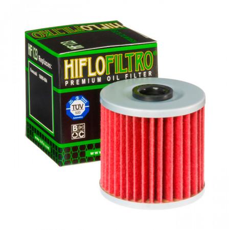 Фильтр масляный HifloFiltro HF 123 для Kawasaki