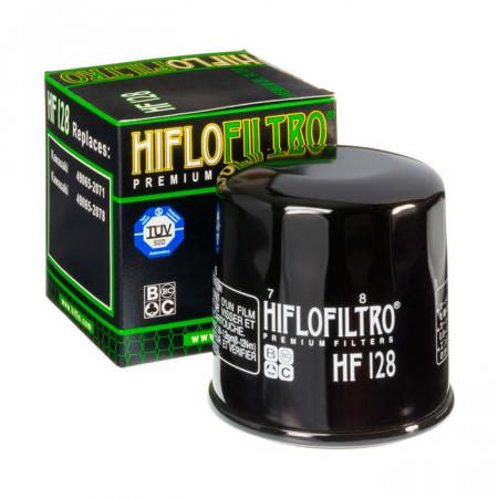 Фильтр масляный HifloFiltro HF 128 для Kawasaki