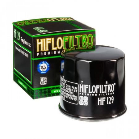 Фильтр масляный HifloFiltro HF 129 для Kawasaki