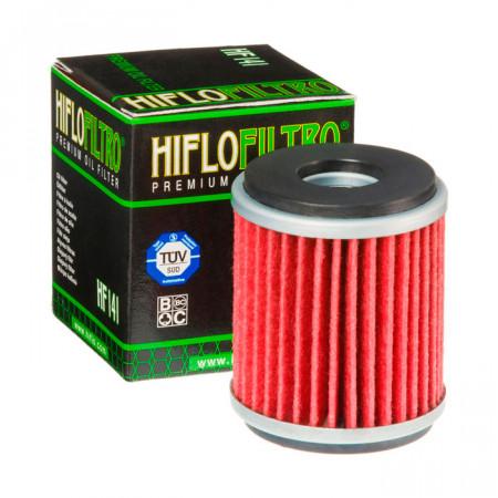 Фильтр масляный HifloFiltro HF 141 для Yamaha