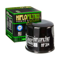 Фильтр масляный HifloFiltro HF 204 для Arctic Cat, Kawasaki, Suzuki, Yamaha