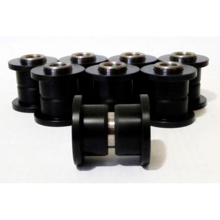 Комплект втулок для амортизаторов с пальцами для квадроцикла BRP G1/G2