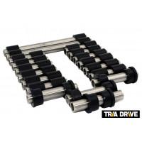 Полный комплект капролоновых втулок подвески РМ 500 до 05.2013г