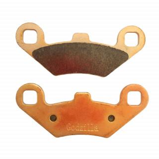 Колодки для квадроцикла FA159 Polaris Sportsman 500/600/700/800 (передние левые/правые) усиленные