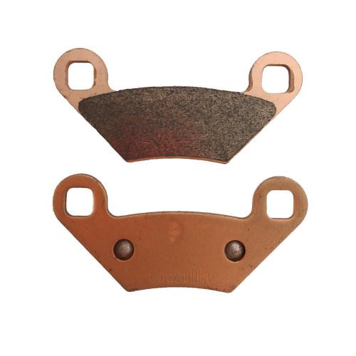 Колодки для квадроцикла Polaris 400/500/550/570/800/850/1000 (передние/задние) усиленные