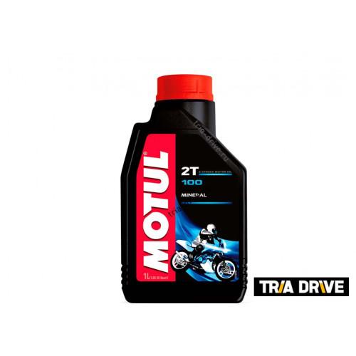 Моторное масло для 2-х тактных двигателей 100 2T