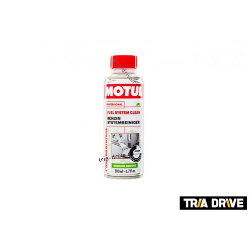 Очиститель топливной системы Fuel System Clean Moto