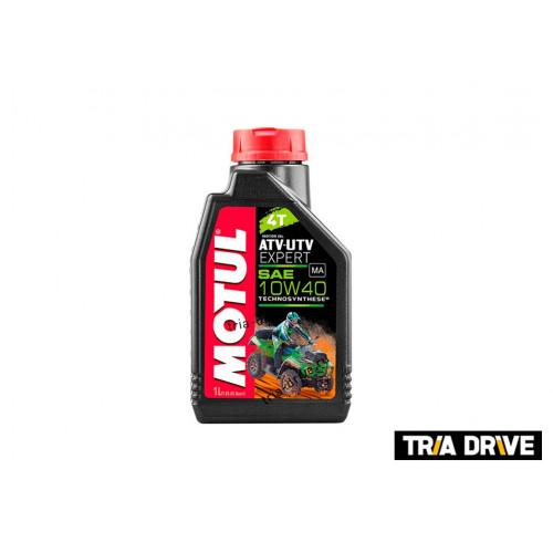 Моторное масло Technosynthese MOTUL ATV-UTV Expert 4T 10W40