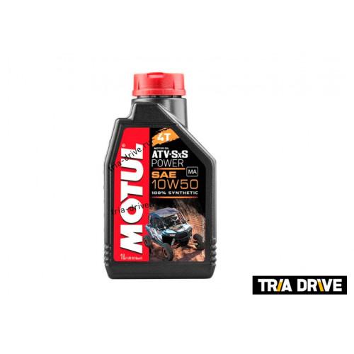 Синтетическое моторное масло MOTUL ATV-SxS Power 4T 10W-50