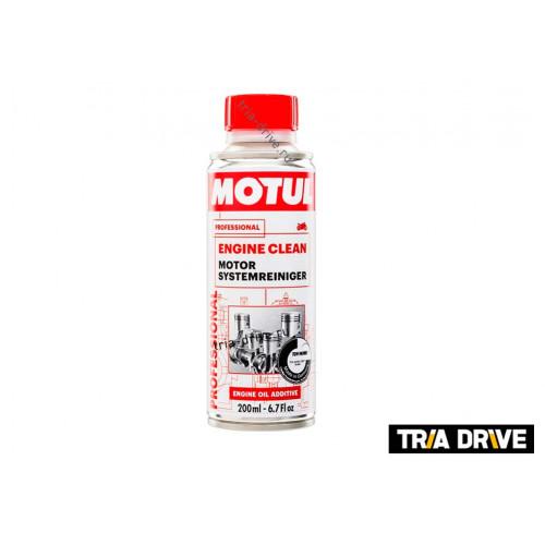 Промывка масляной системы Engine Clean Moto