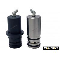 Адаптер для шприцевания ступичных подшипников DAC 3055 (нержавейка)