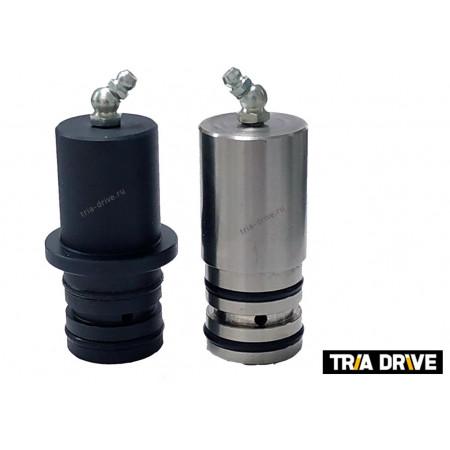 Адаптер для шприцевания ступичных подшипников DAC 3055 (капролон)