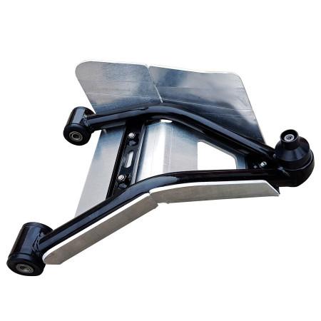 Передние гнутые рычаги для квадроциклов CF MOTO X5 H.O. EPS/X6/X8-800 c защитой